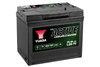 L26-70 Yuasa Active Leisure Battery 12v 70Ah Buy Online from The Battery Shop